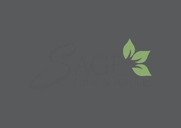 Sage Clinical Services Logo